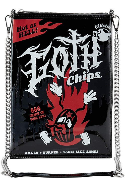 Killstar-Goth Chips Handbag
