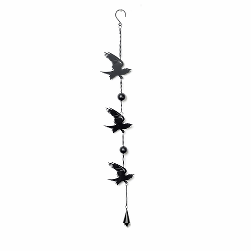 Alchemy of England - Raven Wind Chime
