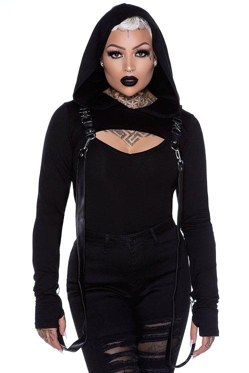 Killstar- She's Magic Cropped Hoodie