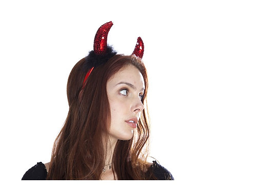 KBW-Red Devil Headband