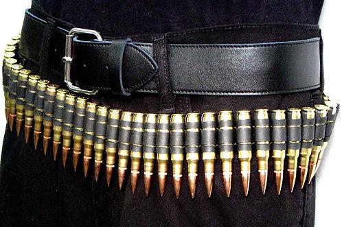 Borderline-Bullet Belt