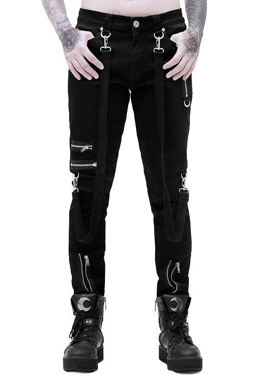 Killstar- Steele Bondage Pants