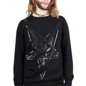 Killstar-King of the Damned Knit Sweater