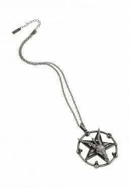 Killstar - Dark Prince Necklace (Silver)