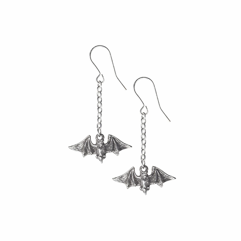 Alchemy of England - Kiss the Night Earrings