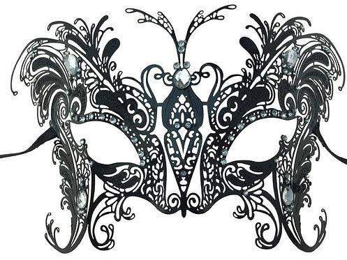KBW-Laser-cut Butterfly Metal Mask