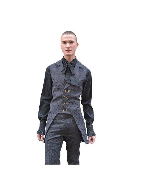 Pentagramme-Men's Tail Vest