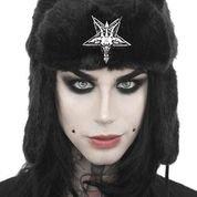 Killstar-Darkwave Trapper Hat