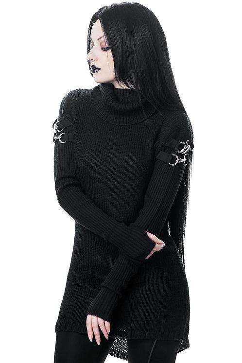 Killstar -Assimilate Knit Sweater