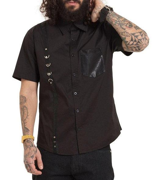 Jawbreaker - Short Sleeve Button-up Shirt
