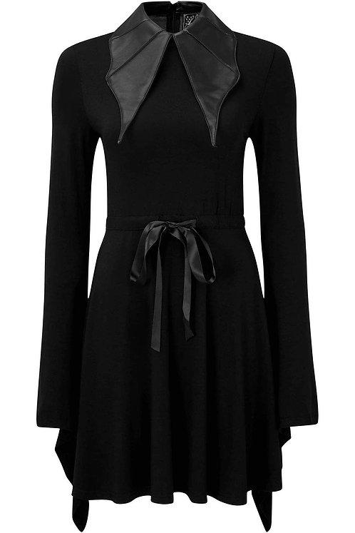 Killstar- I'm Bats Collar Dress