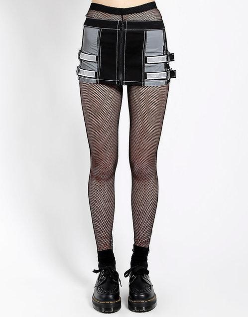 Tripp NYC - Reflective Buckle Skirt