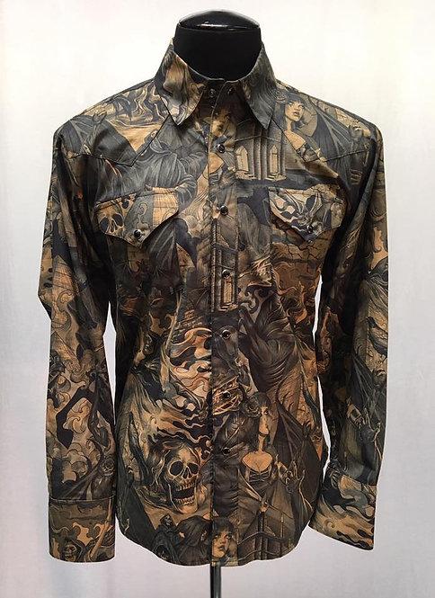 Shrine-Cowboy Shirt