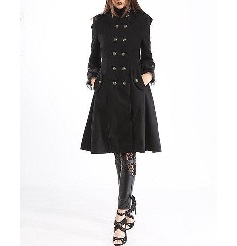 Pentagramme - Officer Style Coat