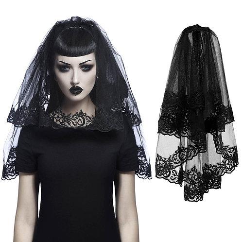 Killstar - Mystic Mourning Veil
