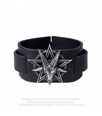 Alchemy of England - Baphomet Bracelet