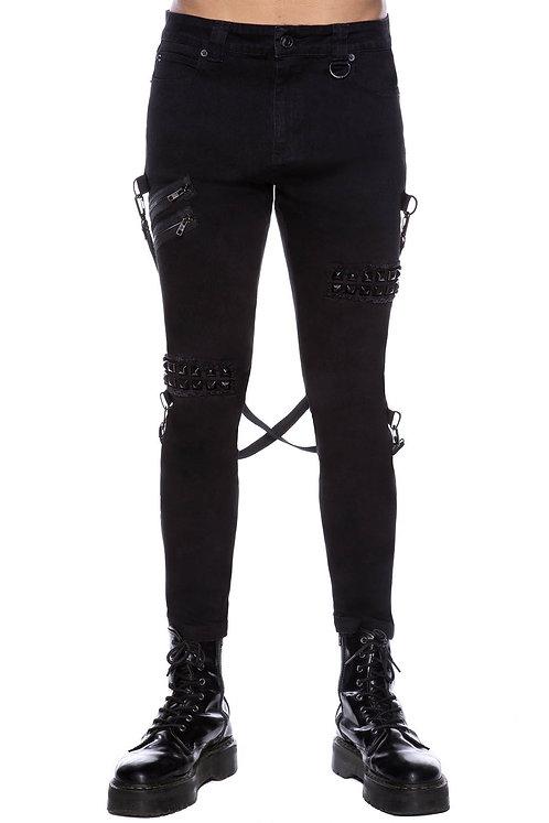 Killstar-Ramsey Skinny Jeans