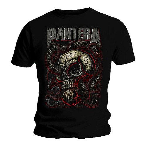 Music Bane T-shirt-Pantera