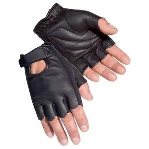 Borderline -  KRUZE Fingerless Leather Gloves