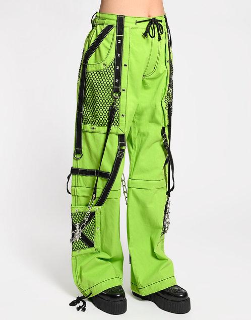 Tripp NYC - Lime Green Symbol Pants