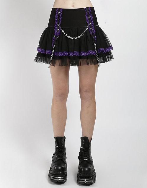 Tripp NYC -Lolita Tutu Skirt (Purple)