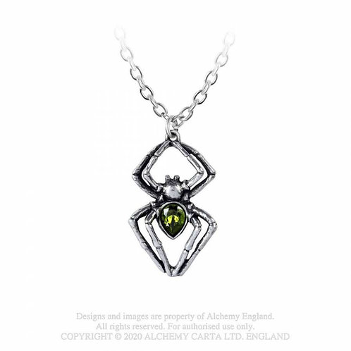 Alchemy of England-Emerald Spidering