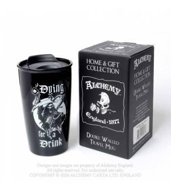 Alchemy of England -  Double Walled Mug