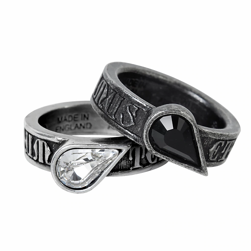 Alchemy of England - Twin Heart Promise Ring