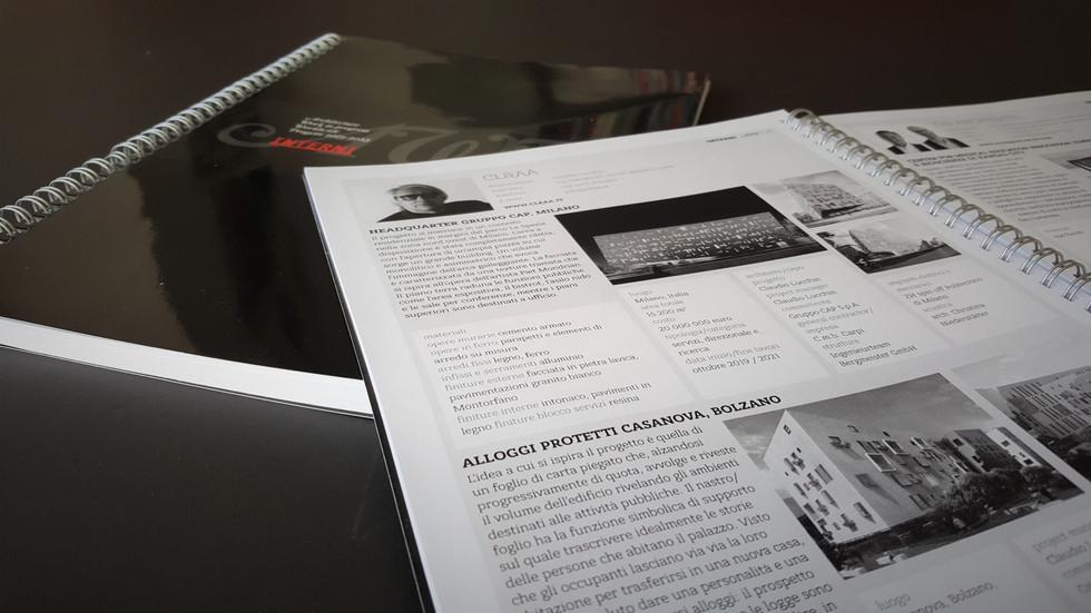 Alloggi Casanova+Cap Headquarters @INTERNI