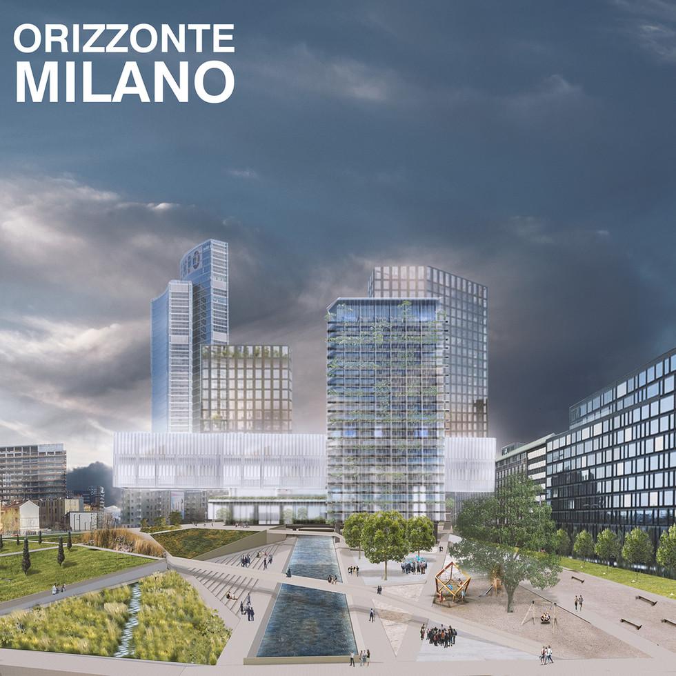 ORIZZONTE MILANO P39 COMPETITION