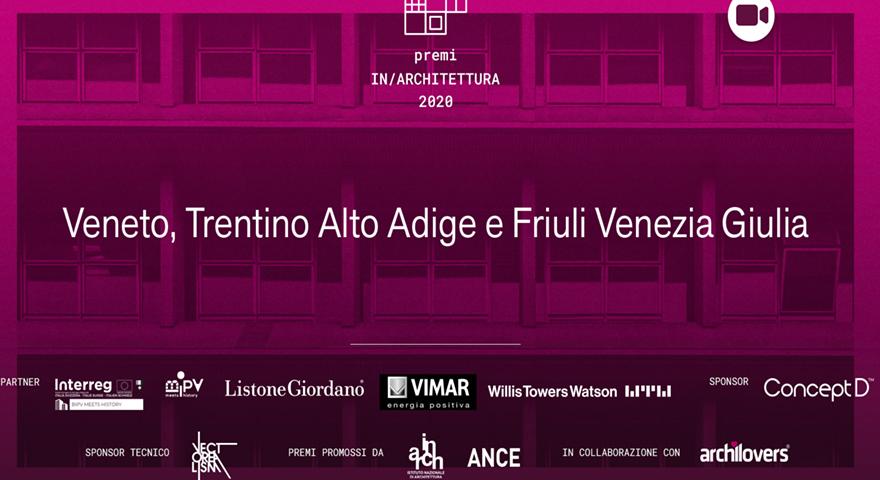 Scuola Colognola ai Colli vince il premio IN/ARCH Veneto