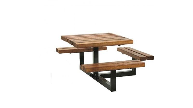 Table pique-nique VERCORS - Version PMR