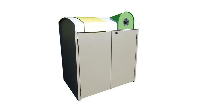Abri conteneur metal Modulaire BACO