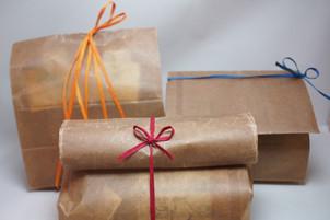 ロウビキ紙袋ラッピング
