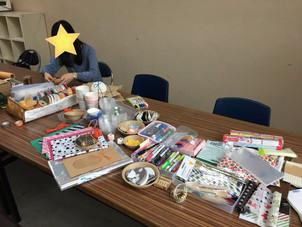 世田谷パン祭り ラッピングワークショップレポート