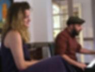 Shayfer James and Kate Douglas, Rhinebeck Writers Retreat