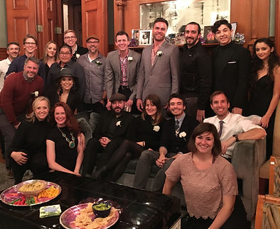 2017 Fundraiser Writers and Performers