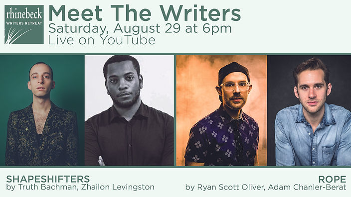 Meet The Writer Widescreen August 29 Upd