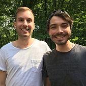 Ben Bonnema and Chris Staskel, writers of One Way