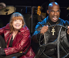 Annie Golden and Alan H. Green world premire of Broadway Bounty Hunter at Barrington Stage Company