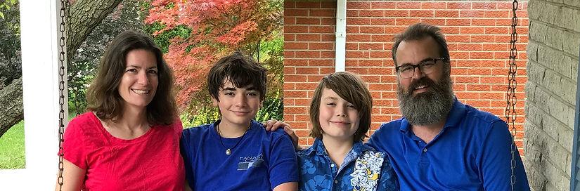 Elizabeth Nelson family photo