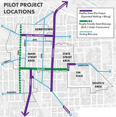 DDA Survey on Healthy Streets Downtown