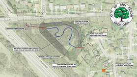 Churchill Downs Park Stormwater Basin Update Sept 17 2021