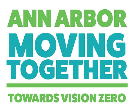 Ann Arbor Moving Together Toward​s Vision Zero Meeting Oct 29th 2-4 PM