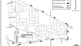 Maple Road Repair Update: Jackson Avenue Lane Closures begin July 19, 2021
