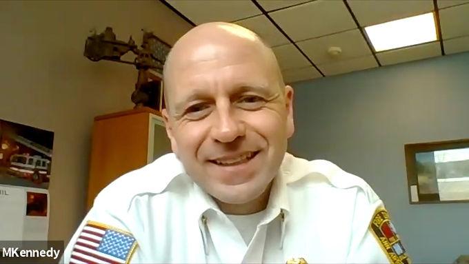 A2 COVID-19: Fire Chief Kennedy