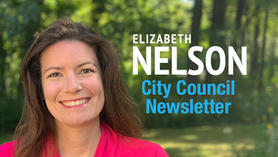 City Council Newsletter (July 18, 2021)