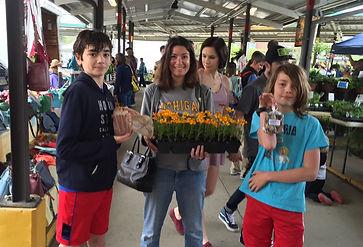 Elizabeth Nelson farmer's market