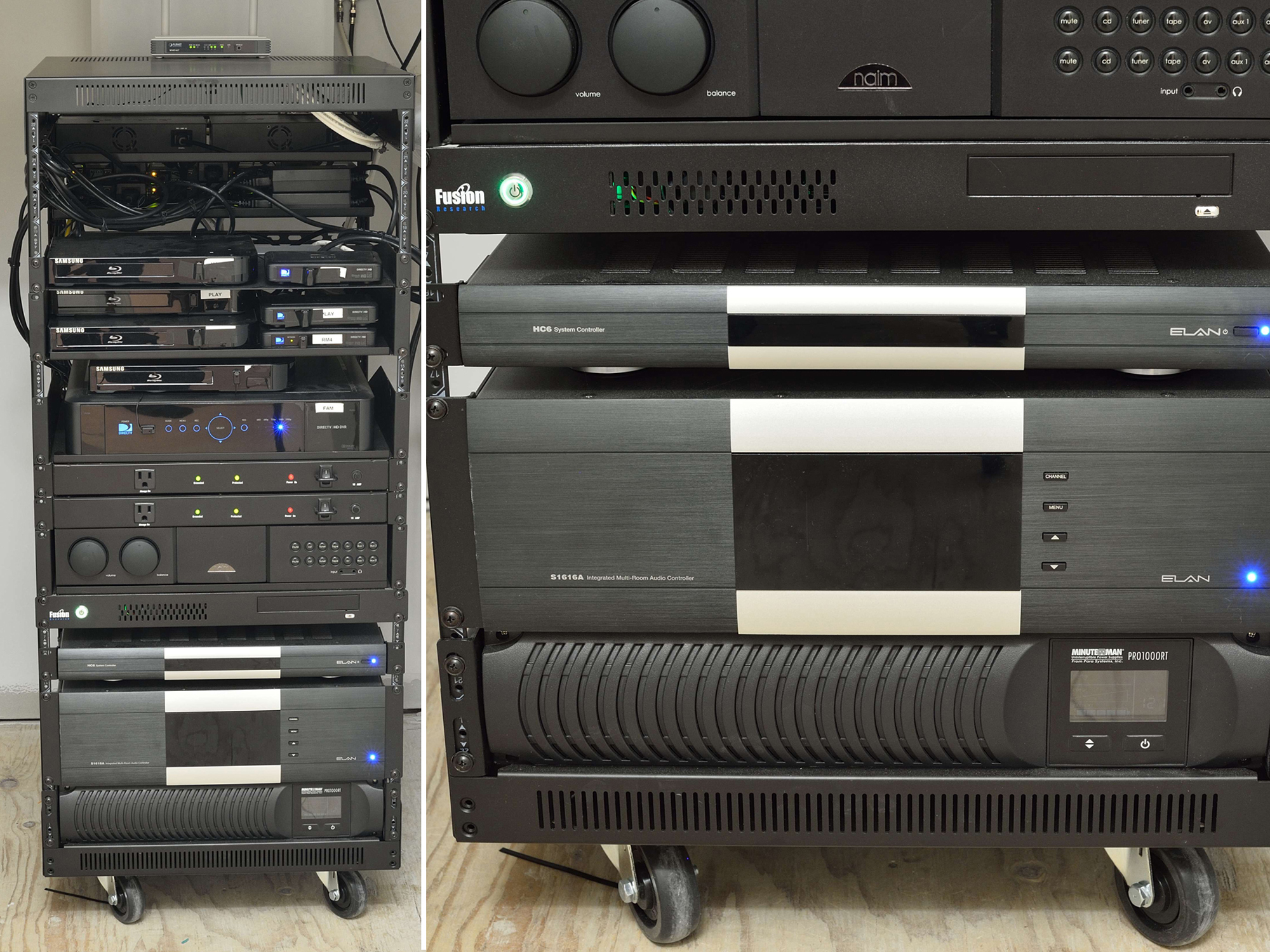 Rack Design and Installation