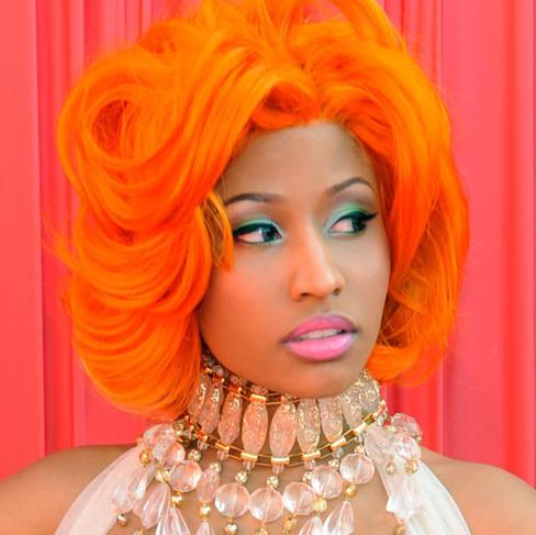Nicki Minaj wearing SLJ at BET Awards